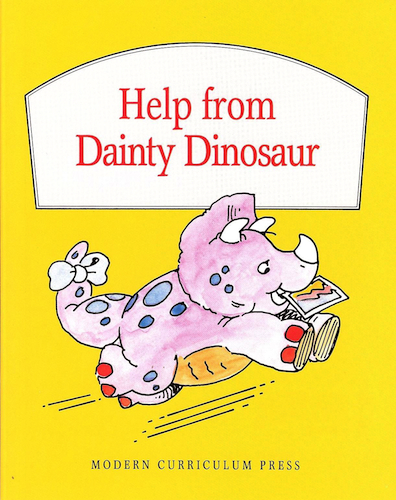 Help from Dainty Dinosaur