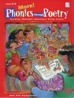 MORE Phonics Through Poetry: Teaching Phonemic Awareness