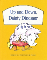 Up and Down, Dainty Dinosaur