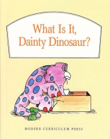 What Is It, Dainty Dinosaur?