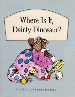 Where Is It, Dainty Dinosaur?
